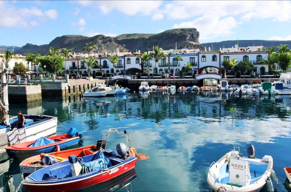 Puerto-Mogan-5-kihagyhatatlan-látnivaló-Gran-Canaria-Kanári-szigetek-Viasale-travel
