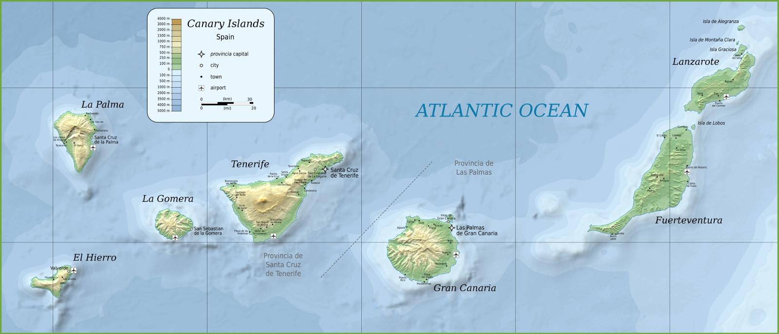 5-tény-Kanári-szigetekről-Viasale-Travel