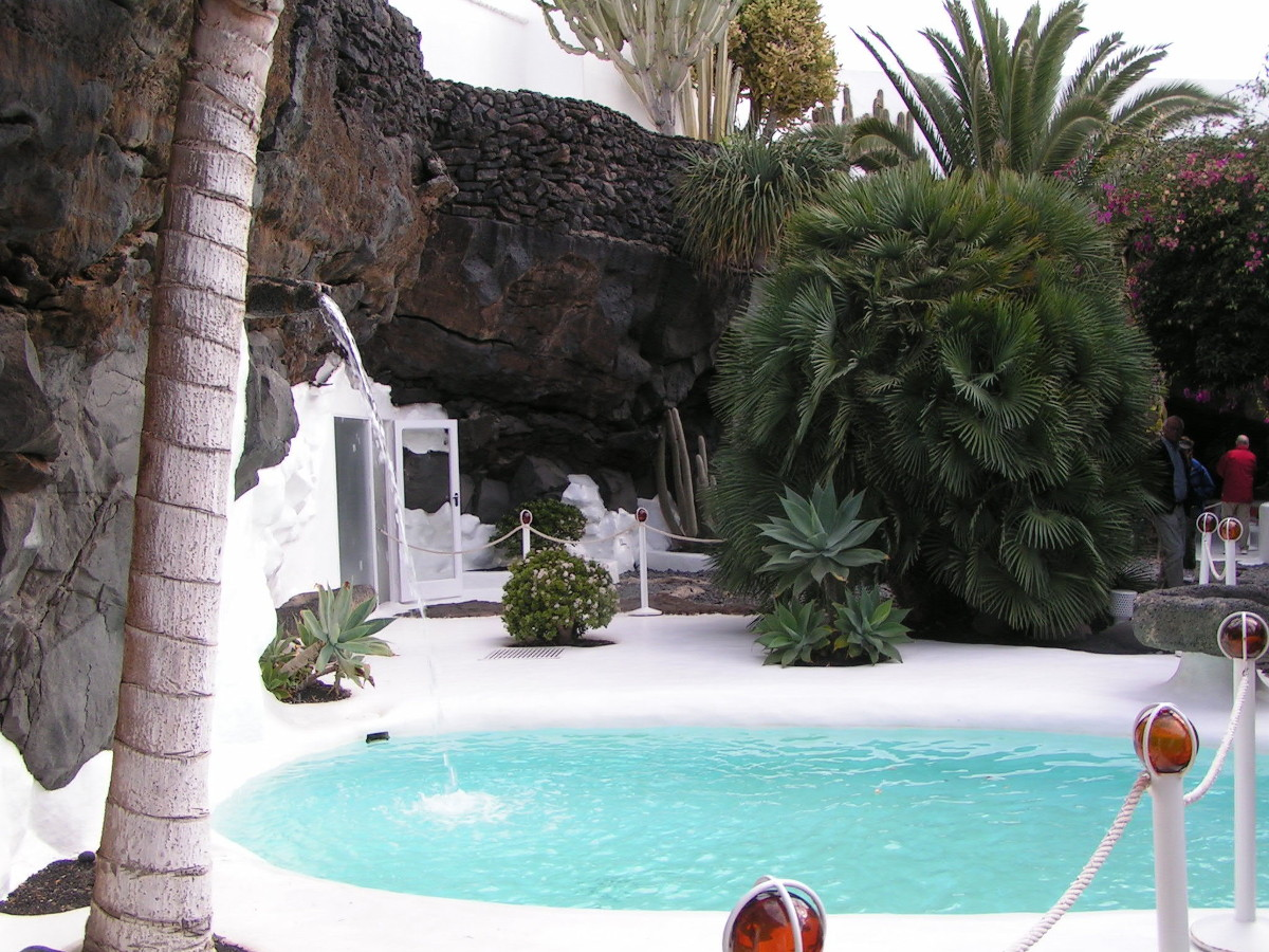 Cesar Manrique haz lanzarote kanári-szigetek utak viasale travel