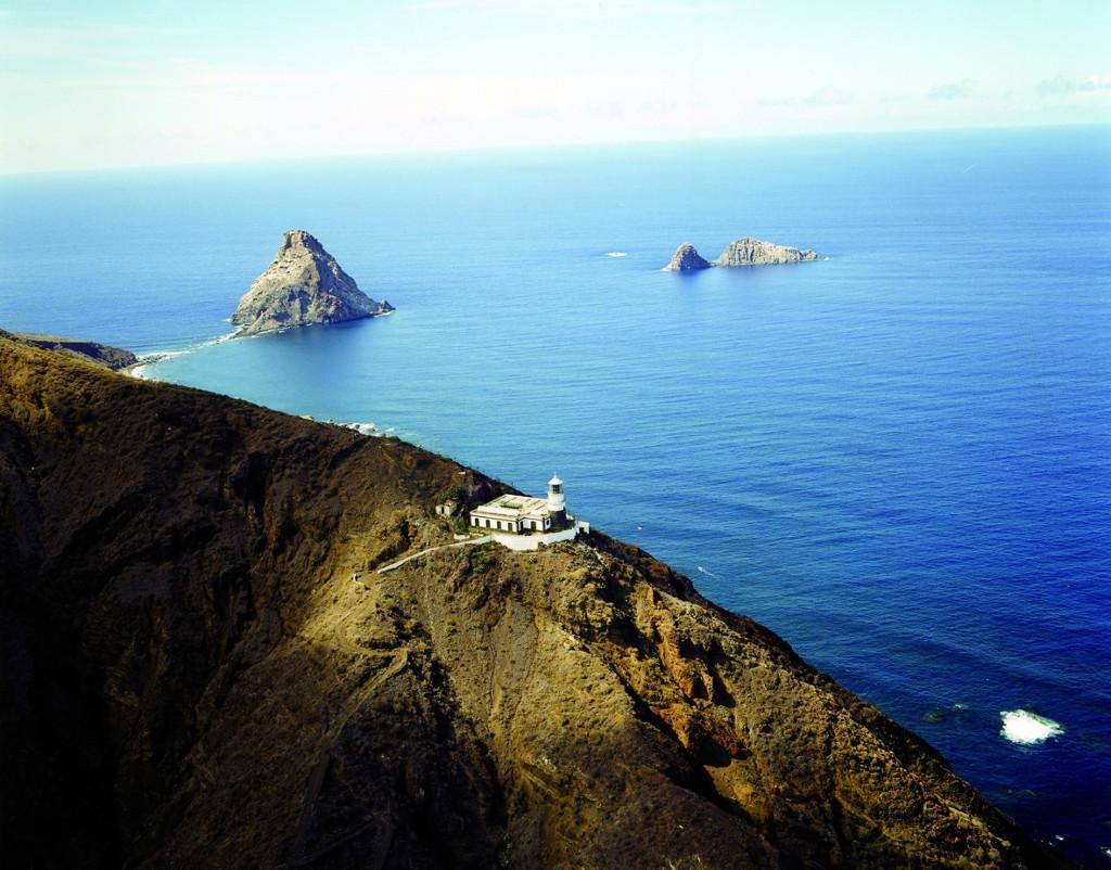 Anaga-tenerife-kanári-szigetek-utazás-világítótorony