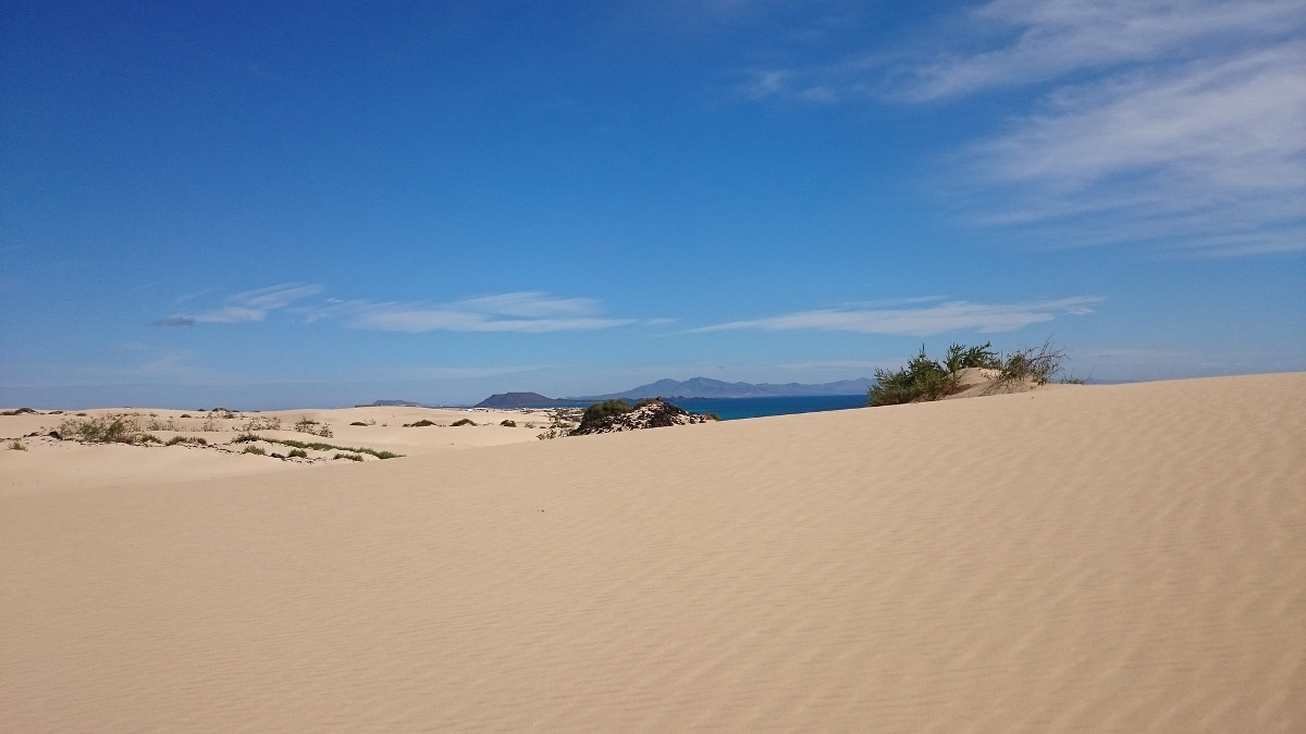 Fuerteventura-híres-dűnéi-Corralejo-Nemzeti-Park