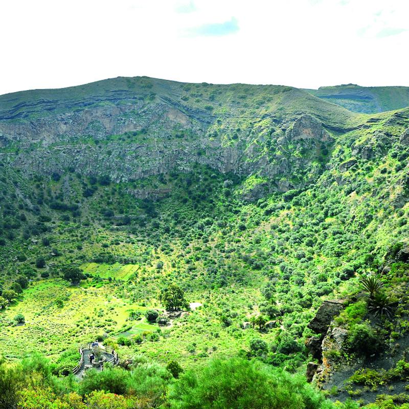 Caldera-de-Bandama-Gran-Canaria-Kanari-szigetek