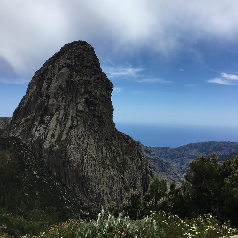 La-Gomera-roque-de-agando-kanari-szigetek-vulkánok-2