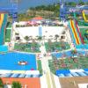 Gran Canaria program Aqualand Maspalomas csúszdapark