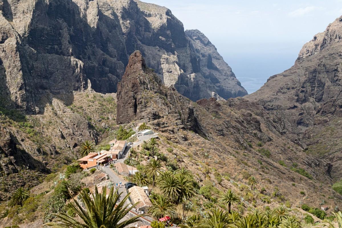 Tenerife-Túra-Masca-völgyében