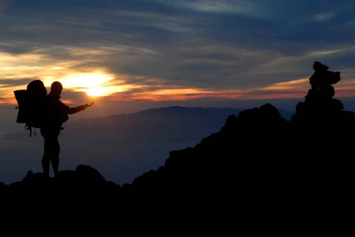Tenerife - Teide Nemzeti Park - Éjszakai csillagles