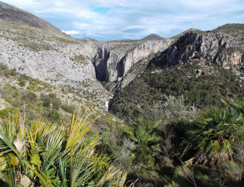 Barranco del Infierno – avagy túra az ördöggel