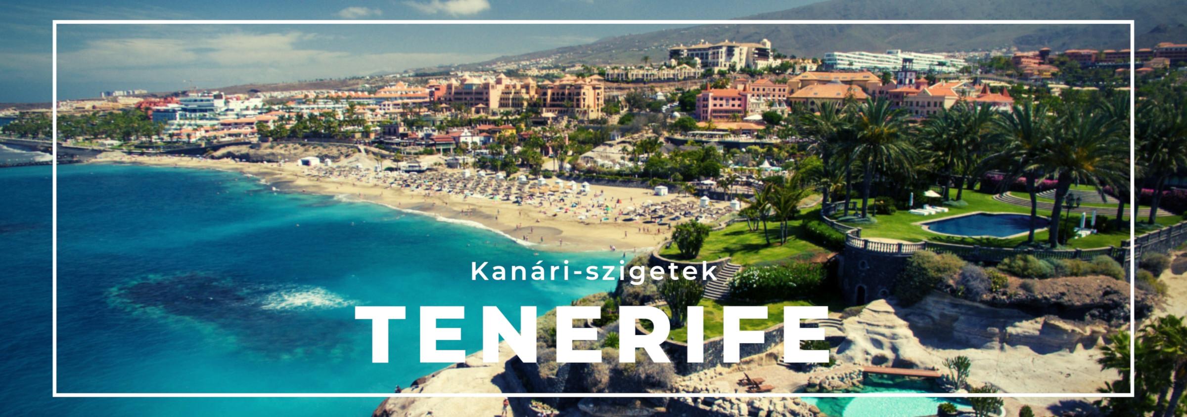 KANARI-SZIGETEK-TENERIFE-UTAZAS