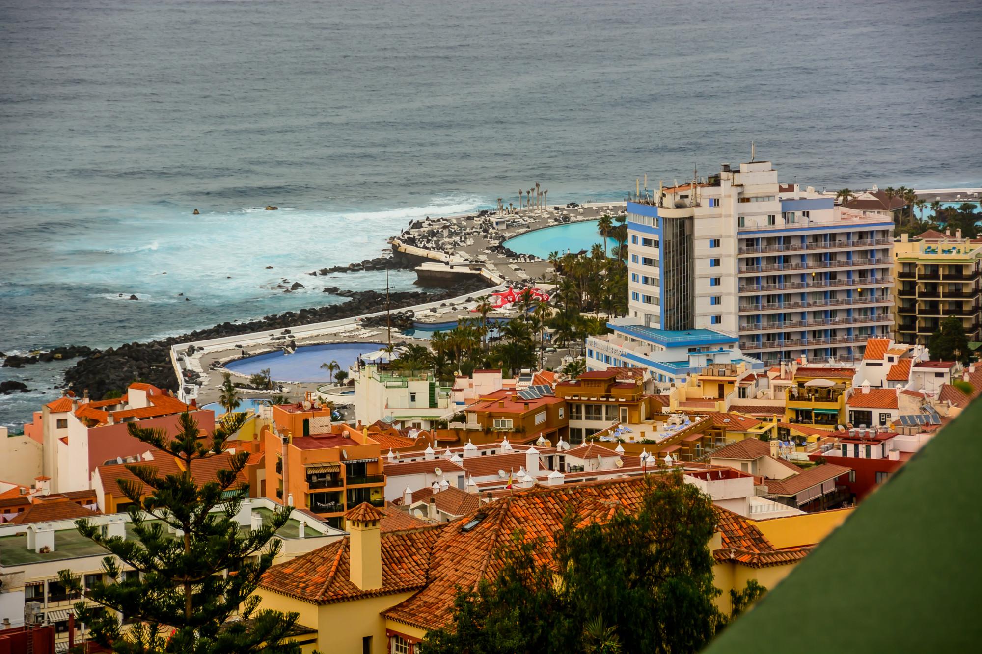 Puerto-de-la-cruz-Tenerife