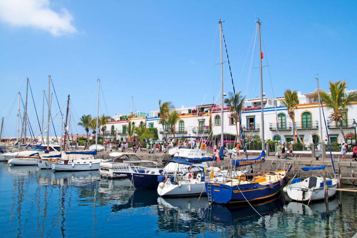 Gran Canaria latnivalok programok