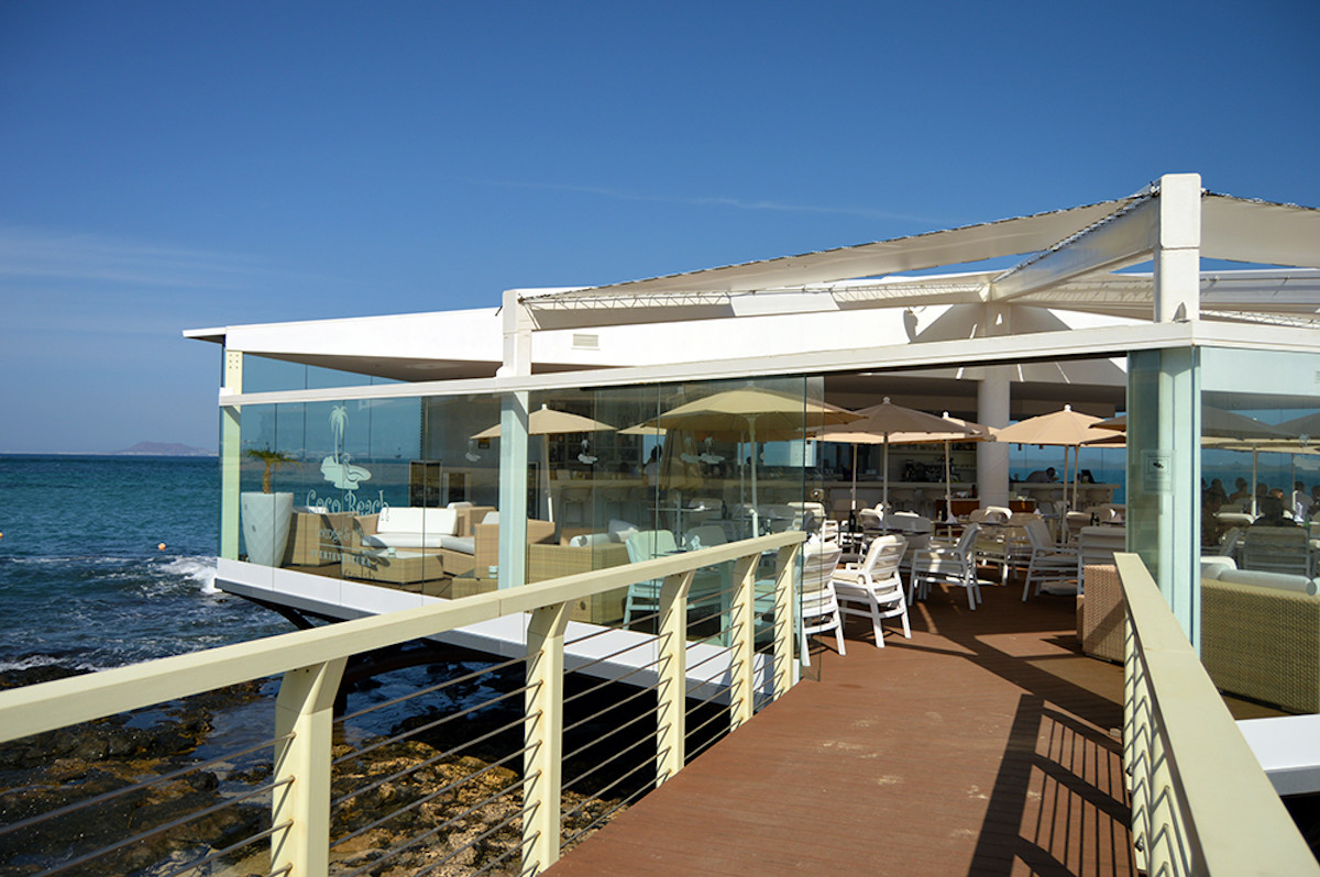 A természetes szépség Fuerteventura