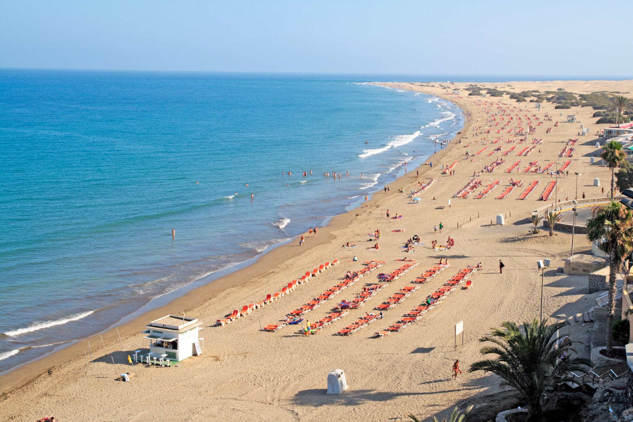 Maspalomas Legjobb nyaralóhelyek Gran Canarián európai biztonság kiváló szolgáltatások 2