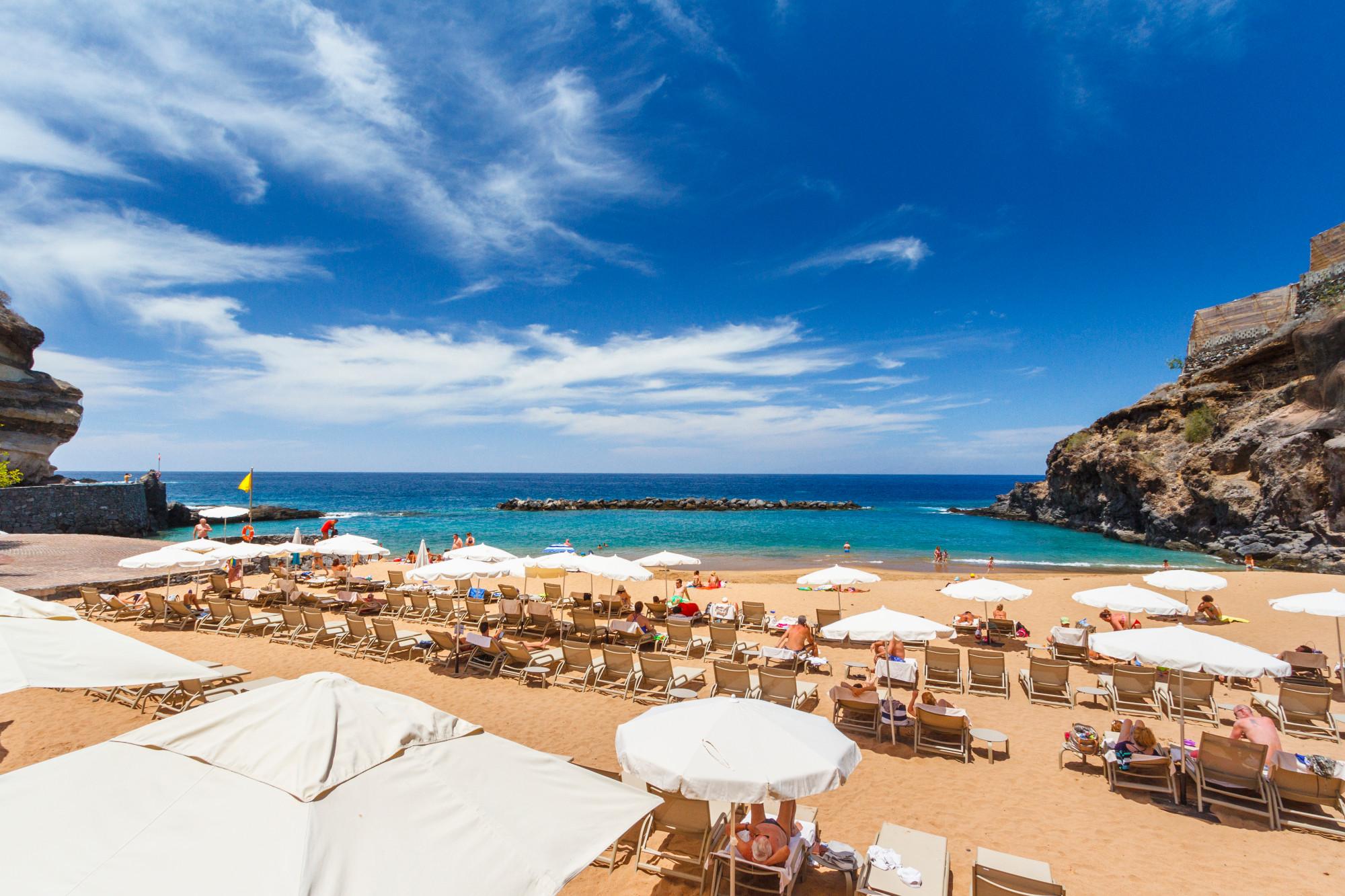Tenerife útikönyv